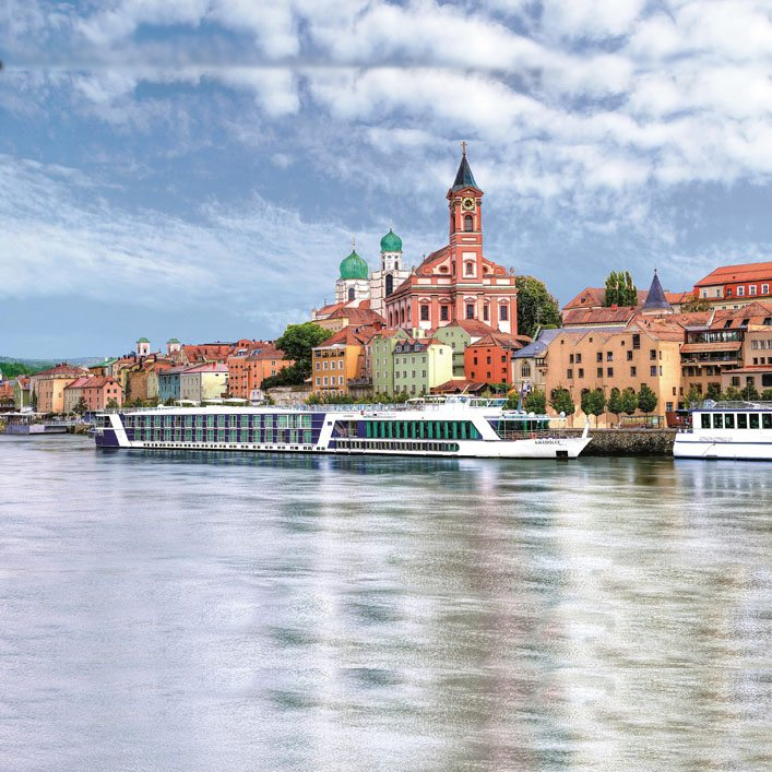 Danube Ports of Call Cruise